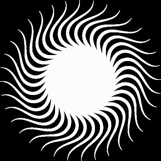 Black Hole (white)